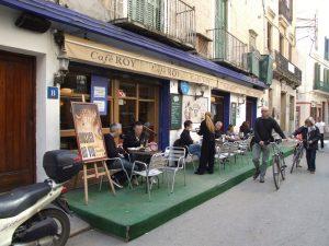 Exterior del bar Roy de Sitges. Foto de la web