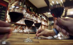 De vinos por Logroño. Foto de Justo Rodríguez