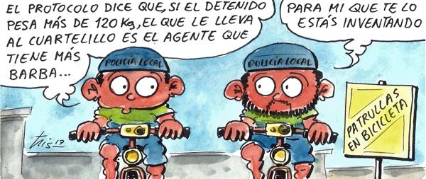 patrulla-policia-bicicleta